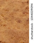Small photo of Crumble topping background on an apple crumble