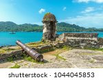 Old Spanish Cannon At The...