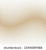 geometric gradient triangle... | Shutterstock .eps vector #1044089488