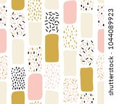 abstract seamless pattern with...   Shutterstock .eps vector #1044089923