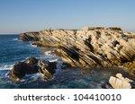 Sharp Sedimentary Rocks Of...