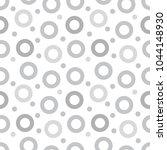 seamless geometric pattern from ... | Shutterstock .eps vector #1044148930