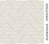 vector seamless pattern....   Shutterstock .eps vector #1044157633