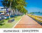 krabi  thailand   february 19 ... | Shutterstock . vector #1044159994