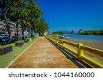krabi  thailand   february 19 ... | Shutterstock . vector #1044160000