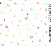 creative background pattern... | Shutterstock .eps vector #1044167890