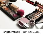 set of highlighter  pink... | Shutterstock . vector #1044212608