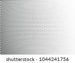 abstract halftone wave dotted... | Shutterstock .eps vector #1044241756