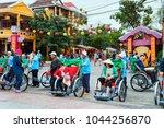hoi an  vietnam   february 17 ... | Shutterstock . vector #1044256870