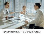 useful printouts. cheerful...   Shutterstock . vector #1044267280