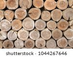 old wooden pattern background.... | Shutterstock . vector #1044267646