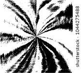 black and white grunge stripe...   Shutterstock .eps vector #1044275488