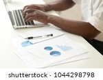 data analysis and business... | Shutterstock . vector #1044298798