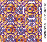 creative seamless texture in... | Shutterstock .eps vector #1044300640