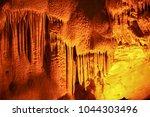 Frozen Niagara Cave Tour, Mammoth Cave National Park