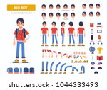 Kid Boy Character Constructor...