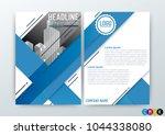 abstract modern background... | Shutterstock .eps vector #1044338080