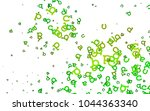 light green  yellow vector...   Shutterstock .eps vector #1044363340