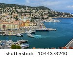nice  france   july 7  2014 ... | Shutterstock . vector #1044373240