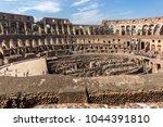 rome  italy   june 24  2017  ...   Shutterstock . vector #1044391810
