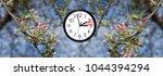 daylight saving time. dst. wall ...   Shutterstock . vector #1044394294