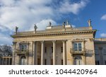 royal palace  palace on the... | Shutterstock . vector #1044420964