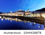View Of Salzburg At Night...