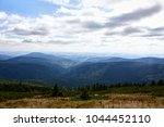 view from mountains in national ... | Shutterstock . vector #1044452110