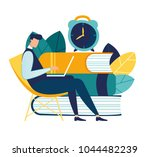 vector color illustration ... | Shutterstock .eps vector #1044482239