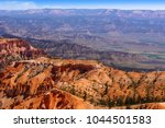the bryce canyon national park  ...   Shutterstock . vector #1044501583