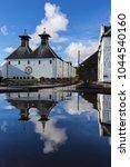 islay  scotland   sept 13 2017  ... | Shutterstock . vector #1044540160
