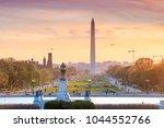 Washington dc city view at a...
