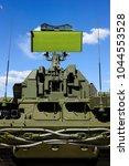 Air Defense Radar Of Military...