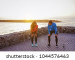 health young couple taking a...   Shutterstock . vector #1044576463