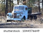 Old Time Truck Sits Abandoned...