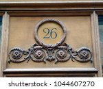 House Number 26 Stamped On...