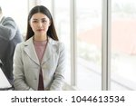 business beauty woman wearing... | Shutterstock . vector #1044613534