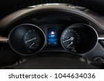 car speed meter and miles engine   Shutterstock . vector #1044634036
