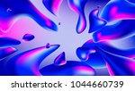 background liquid. background... | Shutterstock . vector #1044660739