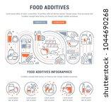 line illustration of food...   Shutterstock .eps vector #1044690268