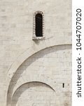 detail of old church in bitonto ... | Shutterstock . vector #1044707020