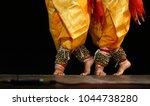 Closeup Of Indian Kathak...