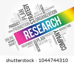 research word cloud collage ... | Shutterstock .eps vector #1044744310