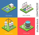 water purification 2x2 design... | Shutterstock .eps vector #1044782539