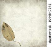textured old paper background...   Shutterstock . vector #1044847396