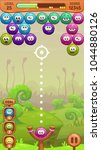 mobile bubble shooter game...