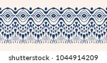 tie dye lace art brush.... | Shutterstock .eps vector #1044914209