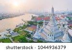 wat arun ratchawaram... | Shutterstock . vector #1044936379
