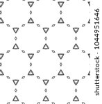 seamless vector pattern in... | Shutterstock .eps vector #1044951646
