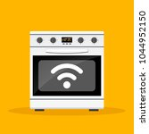 illustration of connected stove ...   Shutterstock .eps vector #1044952150
